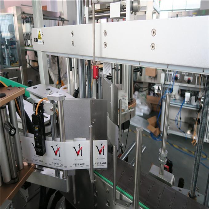 Ji bo şûşeyek plastîk Otomatîk Dabeşkerê Dabeşkerê Nişankirina Labelê