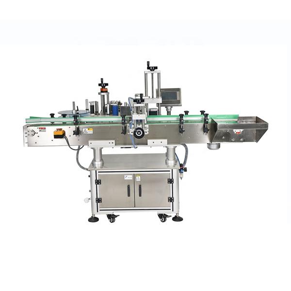 25kg Jar Qada Bottle Sticker Applicationer Machine