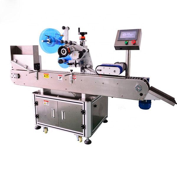 Makîneya Labeler tleûşeyek Otomatîk Ji bo E Botûşeya Maqûl Standard Standard