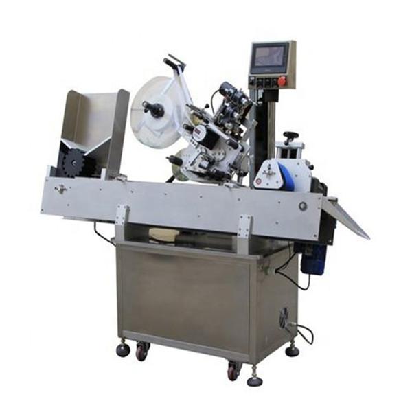 Efficiency High Cosmetics Vial Labelling Machine