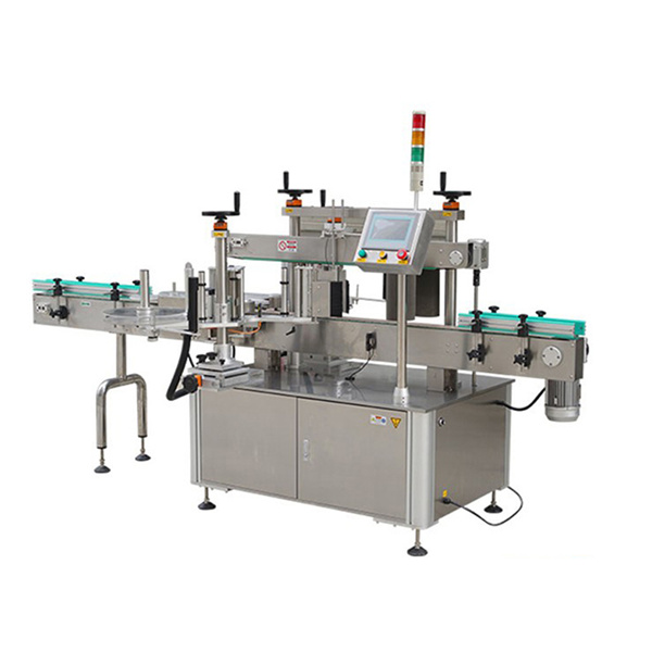 Du-Side Self-Adhesive Labelling Machine